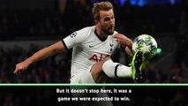 UEFA CHAMPIONS LEAGUE: Kane backs Spurs momentum ahead of Liverpool test