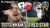 Fan TV | Tottenham 5-0 Red Star Belgrade: Fans are all saying the same thing about Son Heung-min