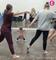 Cette petite fille a fait sensation dans le cours de danse de sa maman