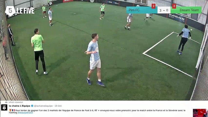 Plm FC Vs Dream Team - 21/10/19 21:00 - Ligue 1 PEDRAS - LE FIVE Champigny