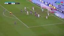 Miracle pendant un match de foot