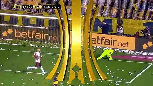 Yarı final / Boca Juniors - River Plate : 1-0 (Özet)