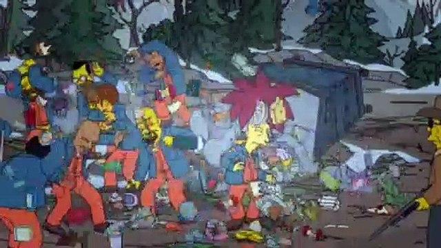 The Simpsons Season 29 Episode 9 Gone Boy