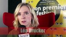 Léa Drucker nous présente Mon Premier Festival