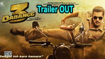 Dabangg 3 | Salman Khan returns as Chulbul Pandey | TRAILER OUT