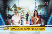 Ciclovías: una necesidad cada vez mayor en Lima
