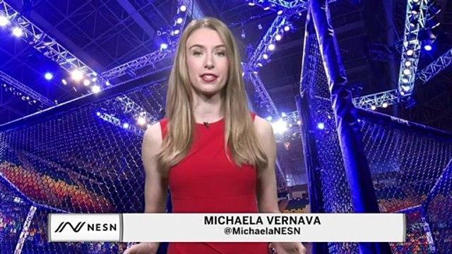 Greg Hardy To Fight Alexander Volkov On 18 Days' Notice