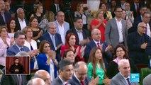 """Tunisie : le nouveau président promet d'""""ouvrir un nouveau chemin"""""""