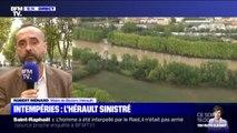 """Inondations dans l'Hérault: le maire de Béziers Robert Ménard """"n'avait jamais vu de pluies pareilles"""""""
