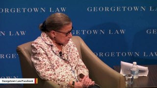 Ruth Bader Ginsburg Awarded $1 Million Berggruen Prize
