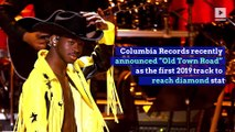 'Old Town Road' by Lil Nas X Is Officially Certified Diamond