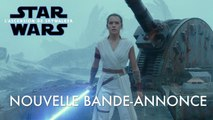 STAR WARS 9: L'Ascension de Skywalker - Bande-annonce officielle Finale (FULL HD 1080p VOST) Final Trailer - (star wars 9 The Rise of Skywalker)