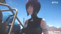 Ghost in the Shell SAC_2045  Teaser officiel VOSTFR  Netflix France