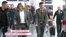 More bad news for Bayern...Hernandez on crutches
