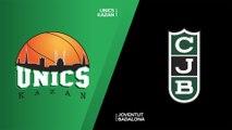 UNICS Kazan - Joventut Badalona Highlights | 7DAYS EuroCup, RS Round 4