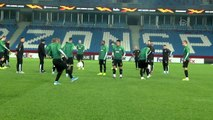 Krasnodar, Trabzonspor maçına hazır