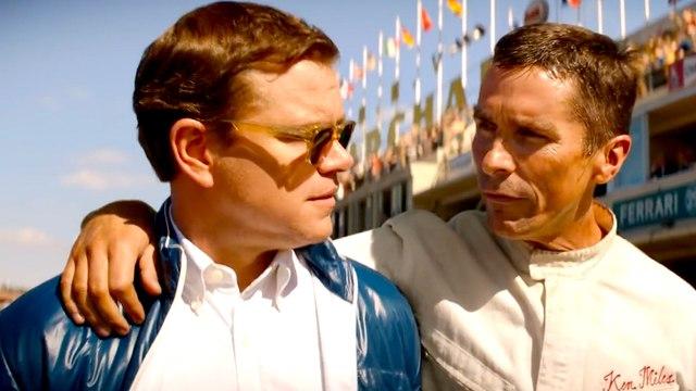 Ford v. Ferrari with Matt Damon - Classic Underdog Story