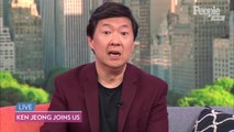 Ken Jeong Reveals He's Just a 'Middle-Aged Man at Home' with Several 'Gap Shirts and Gap Jeans'
