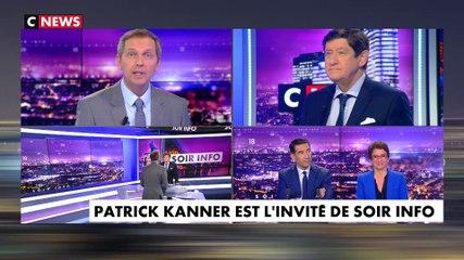 Patrick Kanner - CNews mercredi 23 octobre 2019