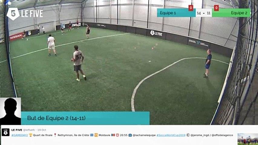 But de Equipe 2 (14-11)