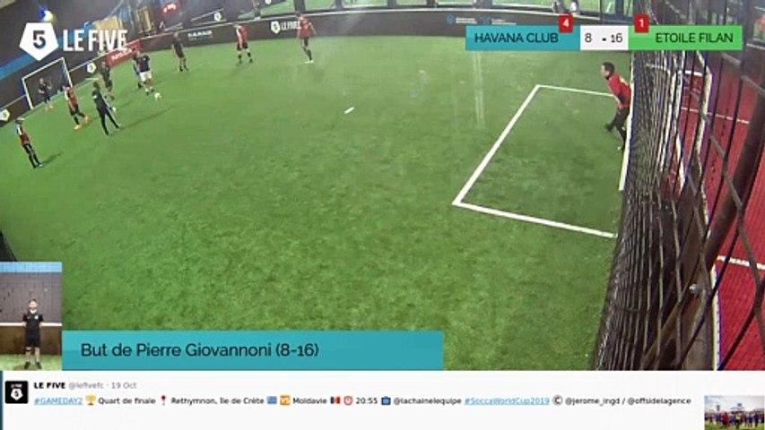 But de Pierre Giovannoni (8-16)