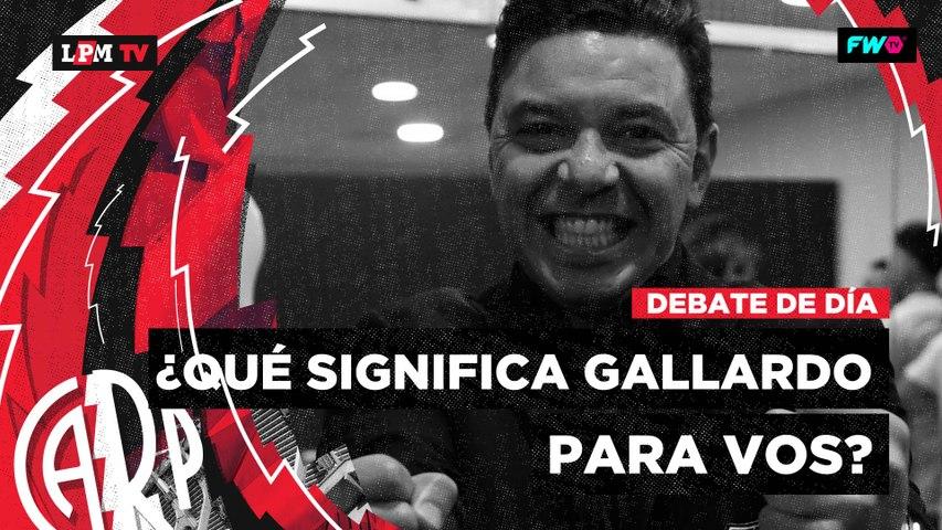 Debate del día: #GallardoEnMiVida