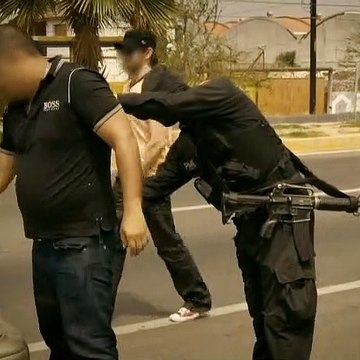 Vězněm v cizině 12x04 - Mexické peklo -dokument (www.Dokumenty.TV)