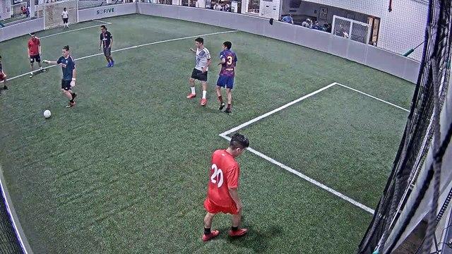 10/23/2019 23:00:01 - Sofive Soccer Centers Brooklyn - Parc des Princes