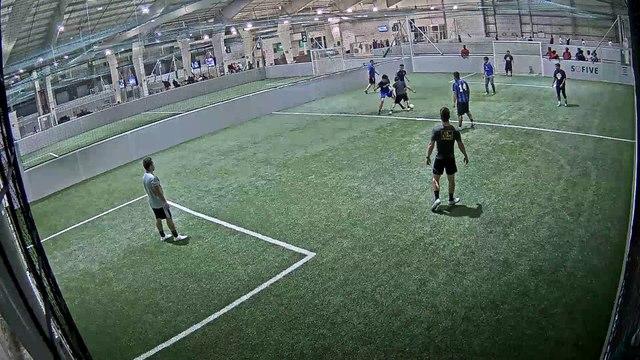 10/23/2019 23:00:02 - Sofive Soccer Centers Rockville - San Siro