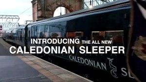 Inside the Caledonian Sleeper