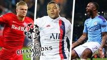 Ligue des Champions : l'équipe type de la 3e journée