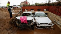 Schwere Unwetter in Spanien, Frankreich und Italien