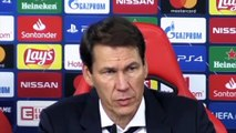 Football - Champions League - Rudi Garcia Press Conference After Benfica OL 2-1