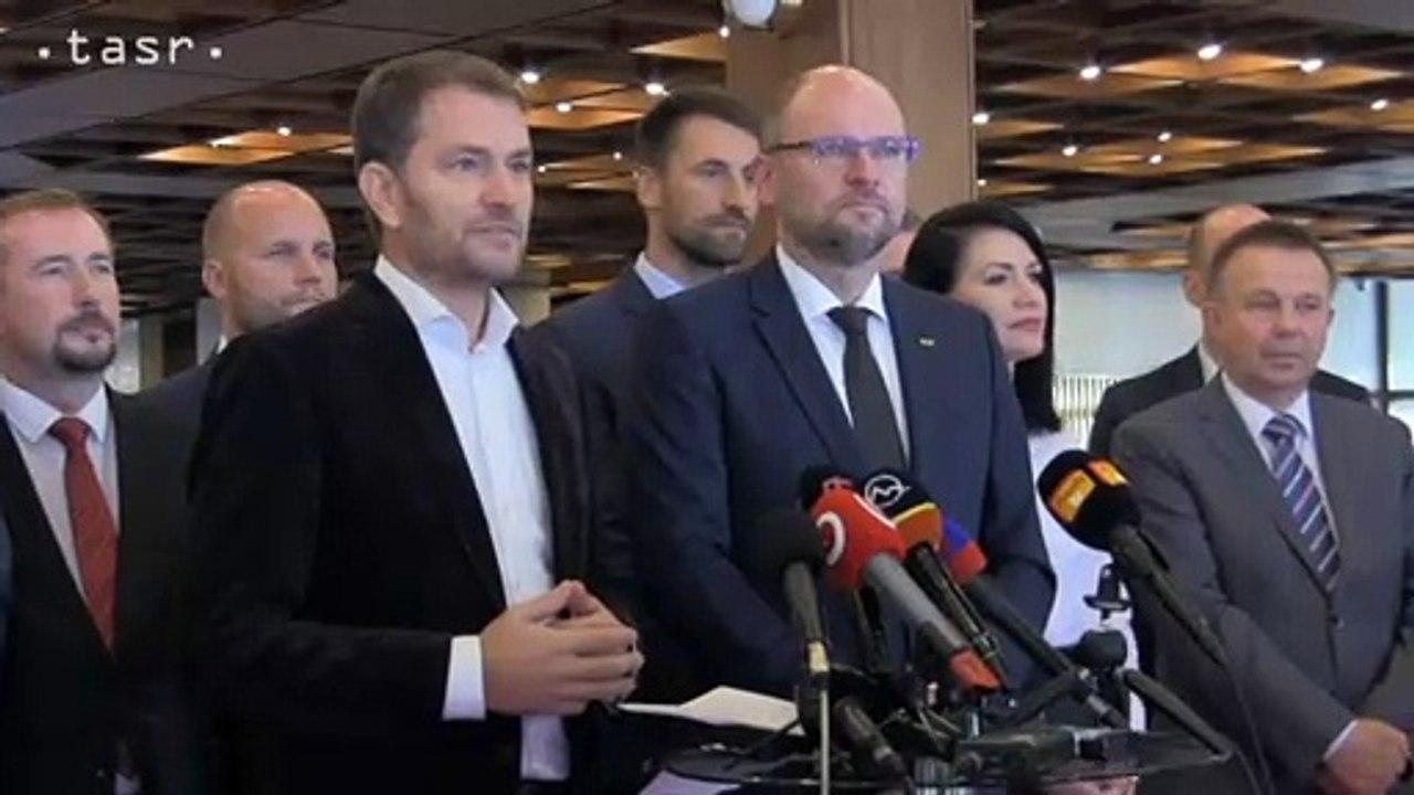 Opozícia chce zvolať mimoriadnu schôdzu na odvolanie M. Glváča, je to ďalšia divadelná hra, tvrdí E. Tomáš