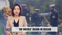 Busan commemorates UN veterans of Korean War