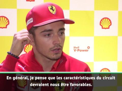 """GP Mexique - Leclerc : """"Un circuit qui nous est favorable"""""""