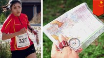 Chinese orienteering team disqualified for cheating