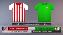 Match Preview: Atletico Madrid vs Athletic Bilbao on 26/10/2019