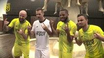 FC Nantes x Hellfest : les coulisses du tournage