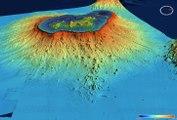Mayotte : naissance d'un volcan sans nom et 2 fois plus grand que la Tour Eiffel
