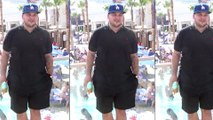 Here's How Rob Kardashian's Daughter Motivates Him To Lose Weight!