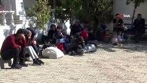 Çanakkale'de 125 mülteci yakalandı