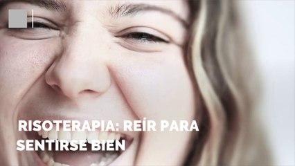 Risoterapia: reír para sentirse bien