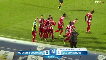 USCL 0-1 Dunkerque - J11 National FFF 19/20