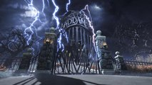 'La Famiglia Addams': lo strano gioco di Gomez e il piano per una libi perfetto di Morticia. Clip