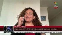 teleSUR Noticias: Avanza huelga general en medio de represión en Chile