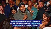 Kanye West Previews 'Jesus Is King' in Los Angeles