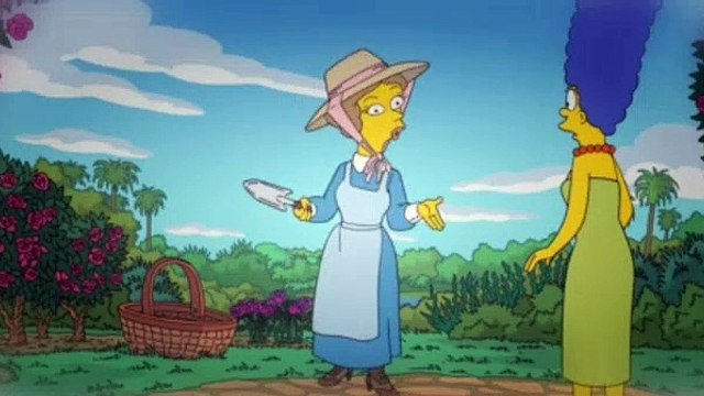 The Simpsons Season 29 Episode 15 No Good Read Goes Unpunished