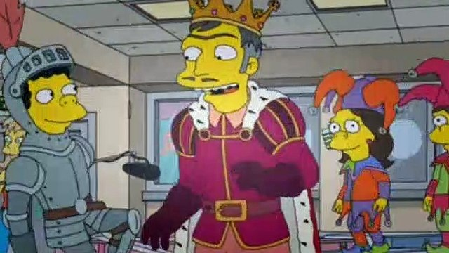 The Simpsons Season 29 Episode 16 King Leer