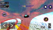 """Extreme City GT Racing Stunts """"New Update"""" GT Car Racers / Android Gameplay Video #3"""